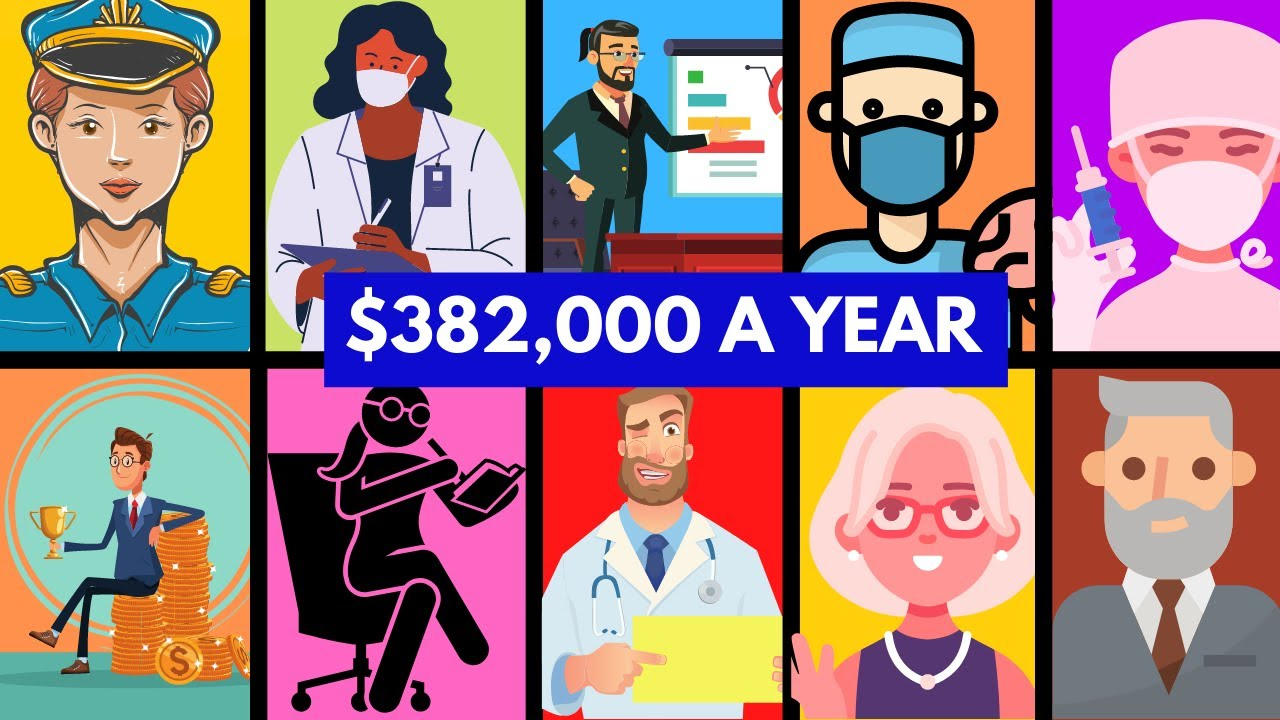 Download 25 Best Jobs In The World And Their Salaries