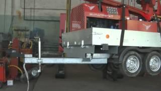 Буровая установка Стронг Гидро 80. отгрузка в г. Сургут