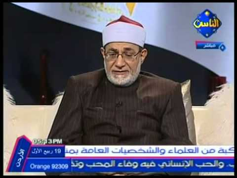 *Emotional* Head of Egyptian Quran Reciters / Dr Ahmad Eisaa Al Ma'sarawi