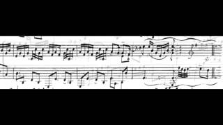 analysis of bach sarabande english suite Delve into the bach french suites by learning the romantic story behind the creation of the baroque pieces  and the sarabande from suite no 5 performed by mitsuko uchida compared to the sarabande from suite no 3 played by.