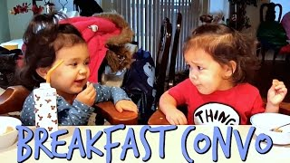 Breakfast Conversations with MK - Dancember 05, 2016 -  ItsJudysLife Vlogs