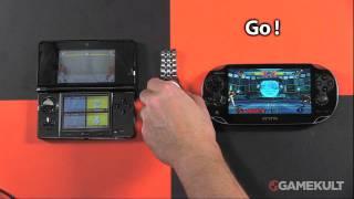 Autonomie : PS Vita versus 3DS
