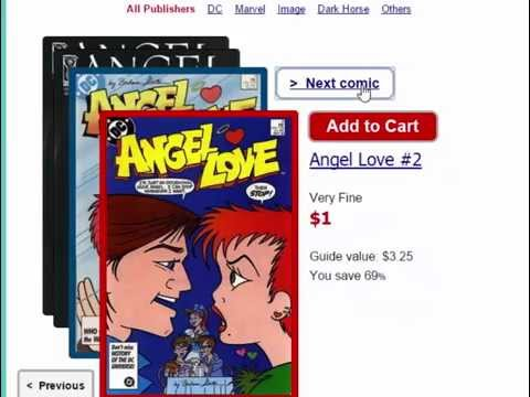 Search Comic Books By Price