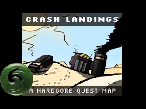 Minecraft - Crash Landings - S1E52 - Thermal Melting