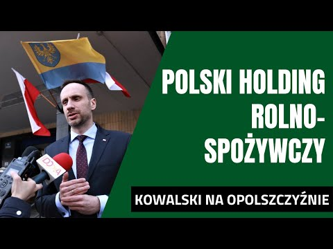 Z Tomaszem Ognistym rozmawiamy o polskim holdingu rolno spożywczym
