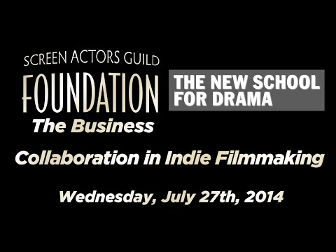 The Business: Collaboration in Indie Filmmaking