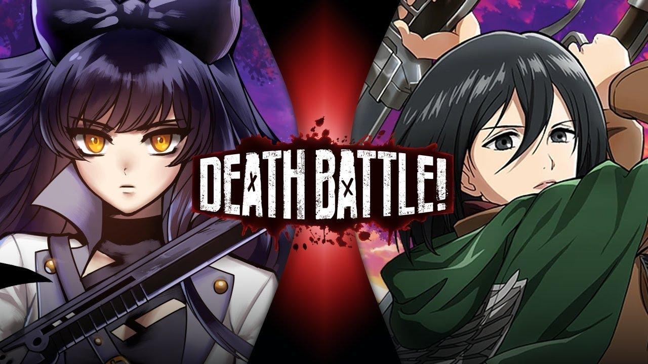Download Blake VS Mikasa (RWBY VS Attack on Titan) | DEATH BATTLE!