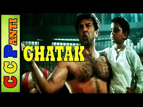 Sunny Deol Funny Dubbed GHATAK GALI VERSION 2017 by CC PANTI