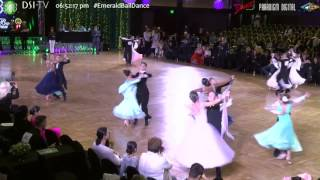 Emerald Ball 2016: Kids Day -  Viennese Waltz