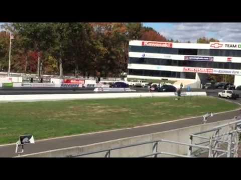 Srt8 Plum Crazy Challenger Raceway Park 11s