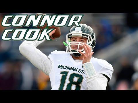 Connor Cook vs Michigan 2014