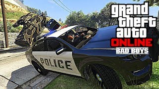 GTA 5 Online I Bad Boys 💣 No Luck No Skill [Deutsch/HD]