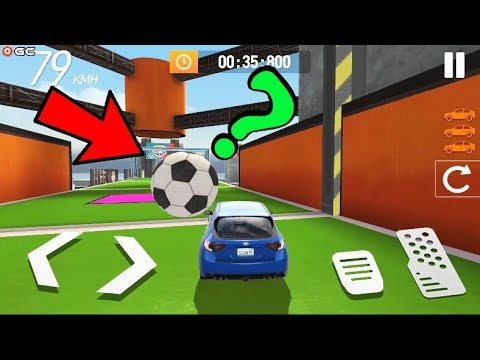 Car Stunt Races - Mega Car Ramps Race - Android Gameplay Video