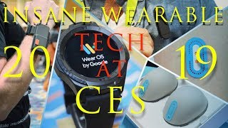 Top 10 Insane Smart Watches and Wearables at CES 2019