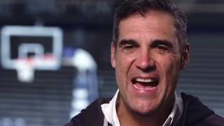 Inside Villanova Basketball with Jay Wright: Wells Fargo Center Segment