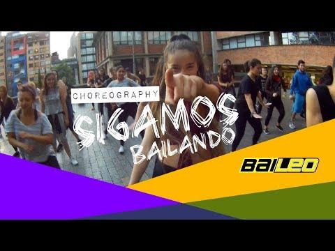 Gianluca Vacchi, Luis Fonsi - Sigamos Bailando ft. Yandel Choreography by Leonardo Siza