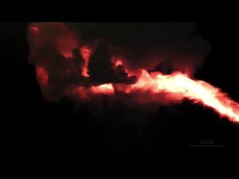 CGI FIRE BENDER