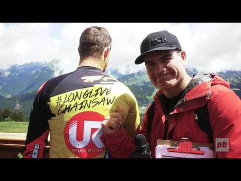 2016 Crankworx Les Gets Highlights - Crankworx Les Gets DH presented by iXS