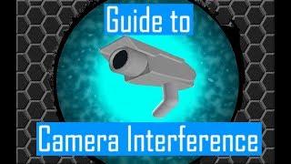 Guía para la interferencia de la cámara ? Roblox: Punto de entrada