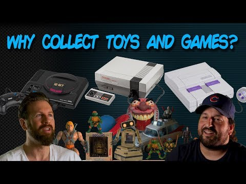 Are Game And Toy Collectors Crazy?? Is This Normal?