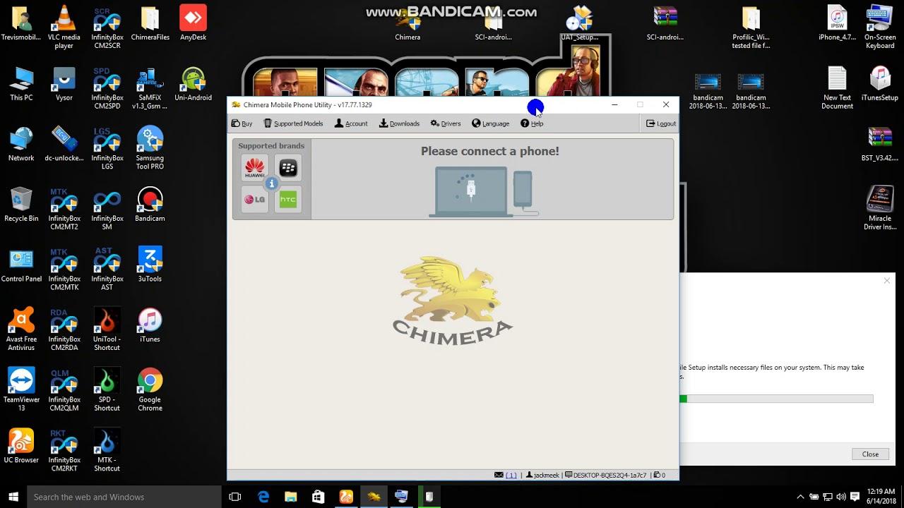 how to unlock network tecno S1   Chimera tool