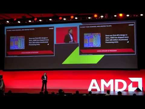 Dr. Lisa Su - Developers: The Heart Of AMD Innovation