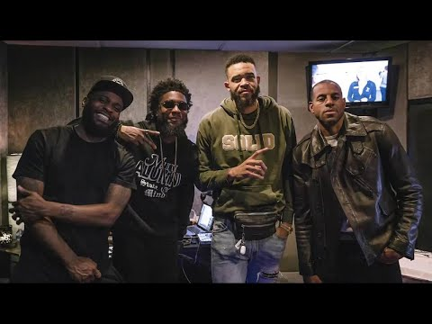 Dre Days Visits Recording Artist Big Krit