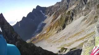 北穂高岳 東稜バリエーションルート 20140927