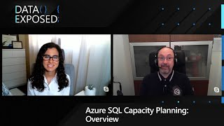 Azure SQL Capacity Planning: Overview | Data Exposed