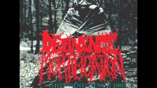 desinence mortification - 02 - Human being (the worst mistake of mother nature)