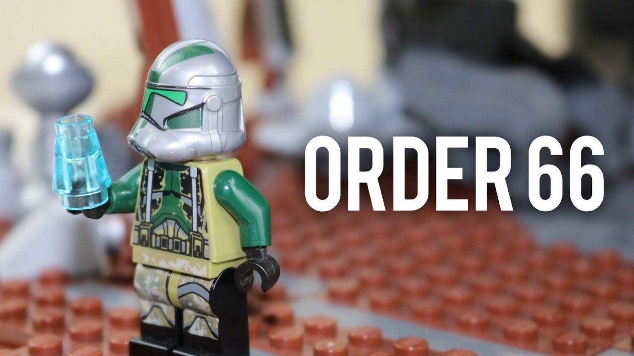 Lego Star Wars Kashyyyk Moc Rebellug Order 66 Ep 8 Youtube