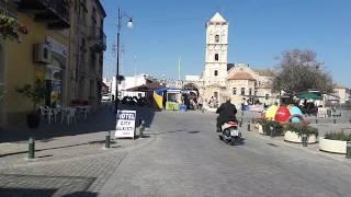 видео Шоппинг в Ларнаке