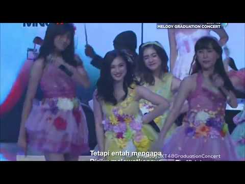 [HD] JKT48 - Oogoe Diamond @ Melody Graduation Concert (TV Ver.) 180513
