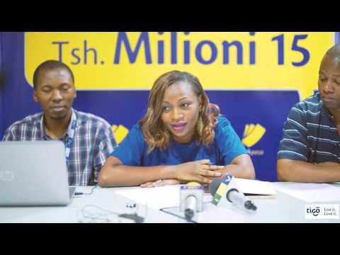Tumia Tigo Pesa Ushinde - Intro
