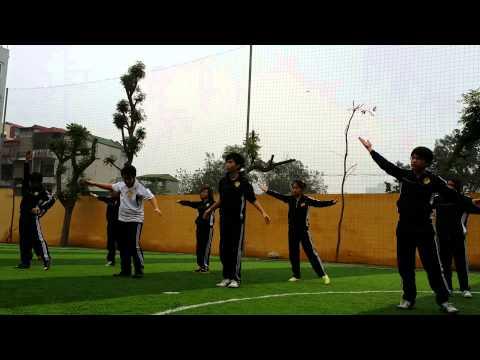 Bài thể dục 40 động tác hvnh 2014
