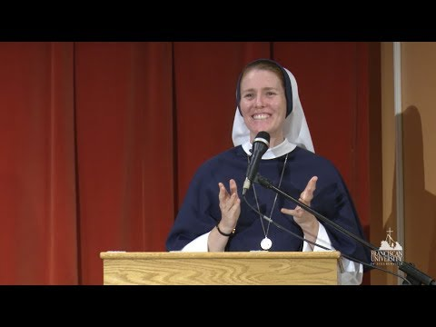 Sr. Bethany Madonna, S.V.: Receiving the Promise of a New Heart