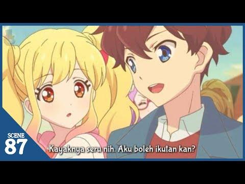 【Aikatsu Stars】AYO ANGKAT POHON NATAL!!! - Sub Indonesia