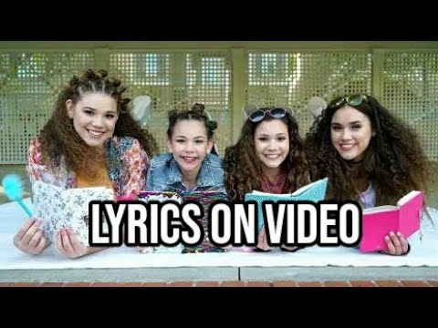 Haschak Sisters-Diary  (LYRICS ON VIDEO)
