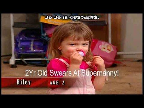 2 Yr Old Swears At Supernanny! | Supernanny USA