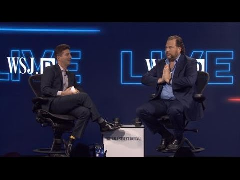 Marc Benioff on the State of Technology