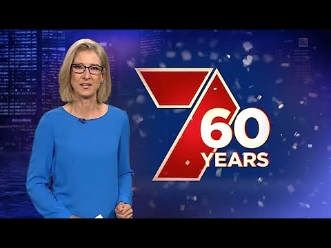 """""""Today Tonight"""" TVW Channel 7 Perth - 60th Anniversary Tribute"""