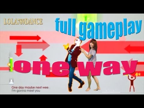 JUST DANCE 2014-One Way Or Another (Teenage Kicks) FULL GAMEPLAY
