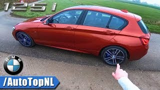 2018 BMW 1 Series 125i M Sport REVIEW POV Test Drive by AutoTopNL