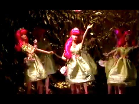 Tarina Tarantino Disco Barbie Dolls