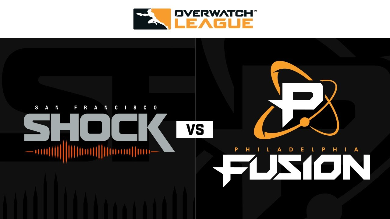 FINALE   San Francisco Shock vs Philadelphia Fusion   Week 28   NA Jour 3
