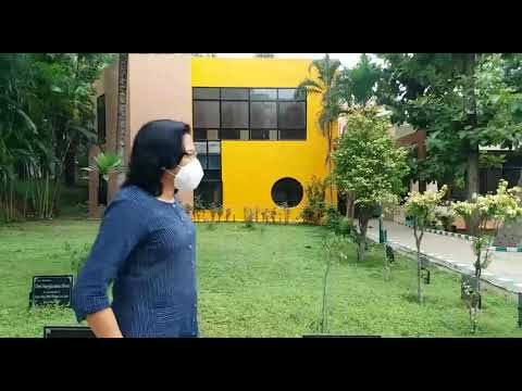 Campus Tour - Indus Business Academy Bangalore