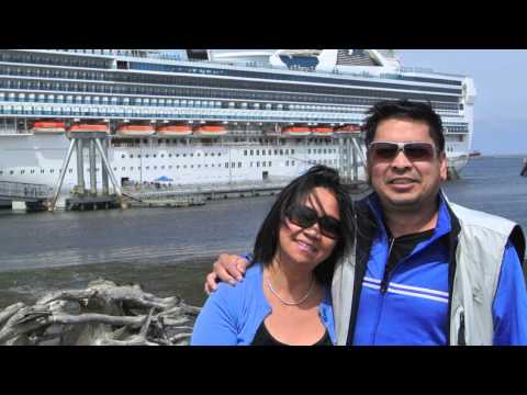 SF Vancouver Princess Cruise 2014