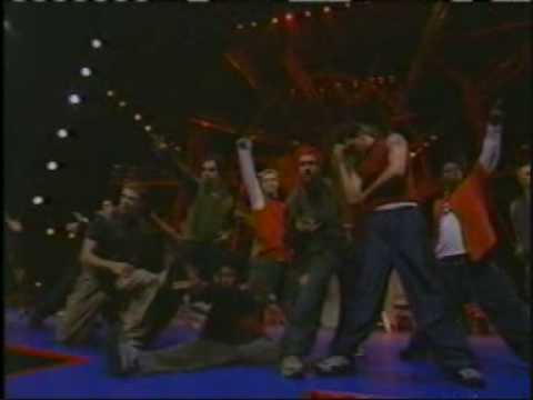 britney spears & NSync - 1999 MTV Video Music Awards