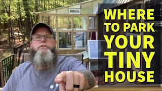 Where To Park Your Tiny House