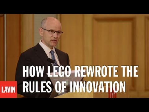 David Robertson: How Lego Rewrote the Rules of Innovation